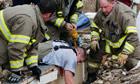 Oklahoma tornado rescuers