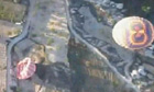 Turkey hot air balloon crash filmed from above – video