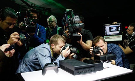 Xbox One: Microsoft unveils new console that 'changes everything'