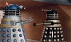 Doctor Who Daleks movies 1960s - video