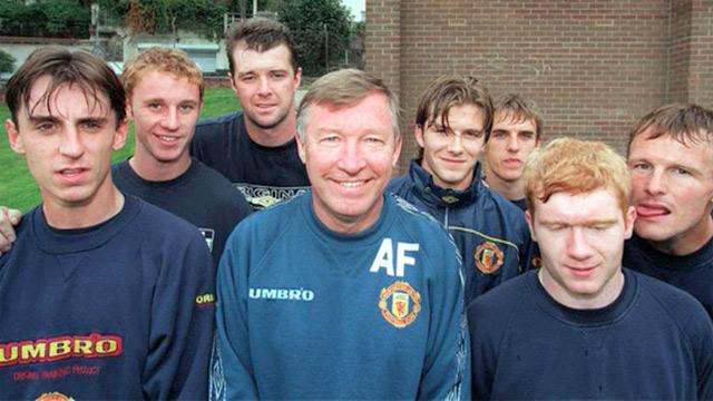 Fergi Boys - Manchester United