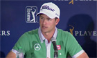 Adam Scott admits wearing Masters green jacket around the house - video 