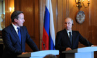 David Cameron - Vladimir Putin