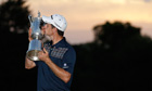 Justin Rose discusses 'dream' US Open win - video