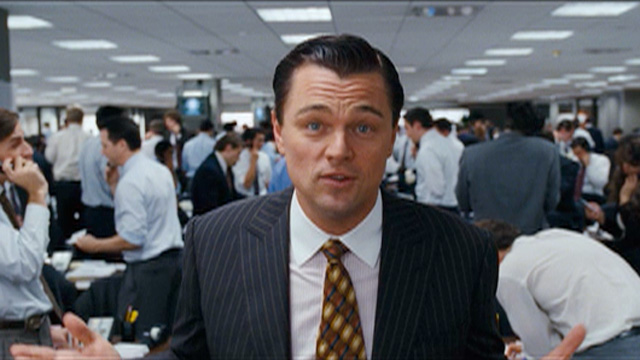 It's Coming: The Wolf of Wall Street!