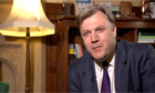 Ed Balls calls for reform to curb bankers' recklessness – video