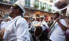 Street Parade, Royal Street, New Orleans, Louisiana