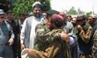 Taliban Afghanistan peace talks