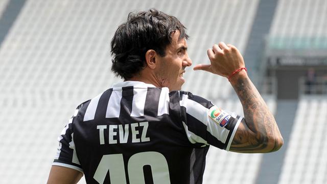 Carlos Tevez bears  great Carlos Tevez Juventus