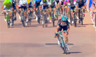 Tour de France: Jan Bakelants takes yellow jersey in second stage - video highlights
