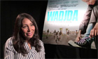 Wadjda director Haifaa al Mansour, Saudi Arabia's first feature film-maker