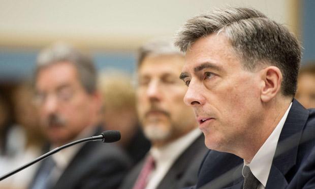 US senators press officials on NSA surveillance programs – live | US news | The Guardian - John-Inglis-NSA-011