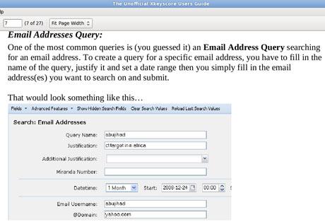 KS2 001 XKeyscore: Ferramenta da NSA Recolhe Quase Tudo o que um Usuário Faz na Internet