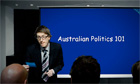 The Roast: Rudd enlists the help of the Obama PR machine - video