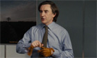 Steve Coogan in Alan Partridge: Alpha Papa