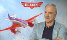John Cleese talking about Disney's Planes