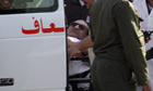 Mubarak transferred to military hospital in Maadi