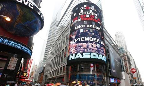 Nasdaq halts trading in options market