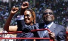 Robert Mugabe inaugurated in Harare, Zimbabwe