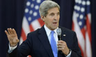 John Kerry speaks on Syria