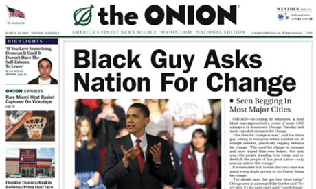 'The Onion': 25 favorite headlines for its 25th birthday