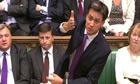Ed Miliband in Syria Commons debate