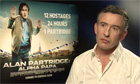 Steve Coogan on talks about making Alan Partridge: Alpha Papa