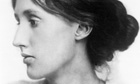 Portrait of British writer Virginia Woolf, 1900s
