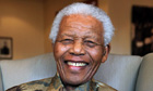 Nelson Mandela returns home from hospital - video