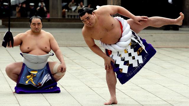 Sumo Rituals