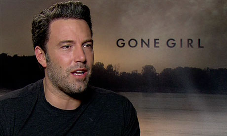 Gone Girl star Ben Affleck