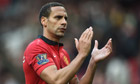 Rio Ferdinand discusses Manchester United's woes as he launches his autobiography video