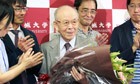 Nobel prize in physics awarded to Japanese and US scientists - video