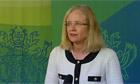 Australian nurse with suspected Ebola showed no symptoms - video