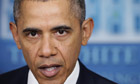 Obama delivers statement on Ukraine from the White House