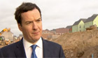 George Osborne defends budget