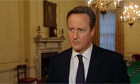 David Cameron on Ukraine