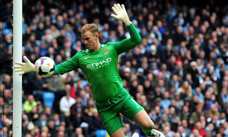 Liverpool vs Manchester City Joe Hart: 'it's going to be fiery' - video