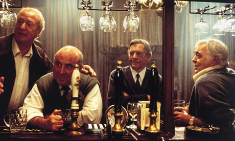 Last Orders starring Michael Caine, Bob Hoskins, Tom Courtenay and David Hemmings