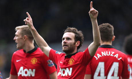 David Moyes: Juan Mata makes Manchester United better - video
