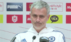 Manchester City are deserved champions, says Chelsea's José Mourinho - video