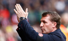 Brendan Rodgers: I'm proud of Liverpool despite finishing second - video