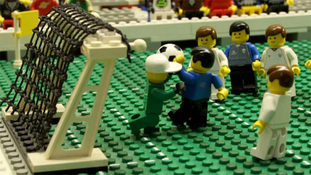 Diego Maradona scores 'hand of God' goal, 1986: brick-by-brick reconstruction of a classic World Cup moment