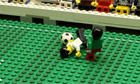 Brick-by-brick World Cup moments: Massing's tackle on Caniggia - video