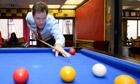 Nick Clegg in London