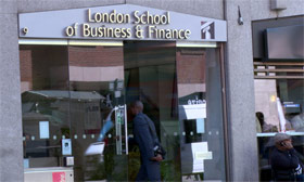 the London School of Business and Finance (LSBF)