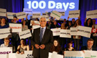 Alistair Darling marks 100 days until the Scottish independence referendum
