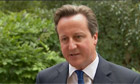 David Cameron: cabinet reshuffle reflects 'modern Britain'