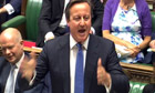 David Cameron grills Ed Miliband on taxes during Prime Minister's Questions