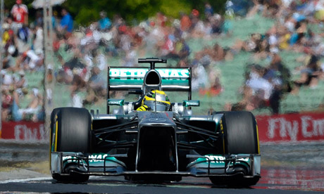 Formula One drivers speak ahead of 2014 Hungarian Grand Prix  video